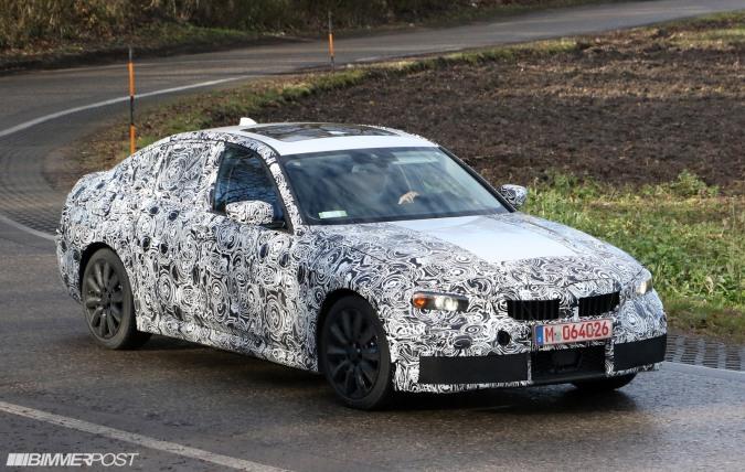 BMW 3 M-Sport 4